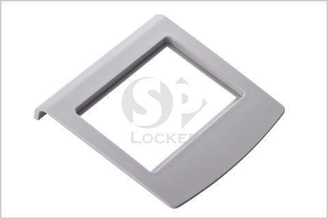 锁框架-白色